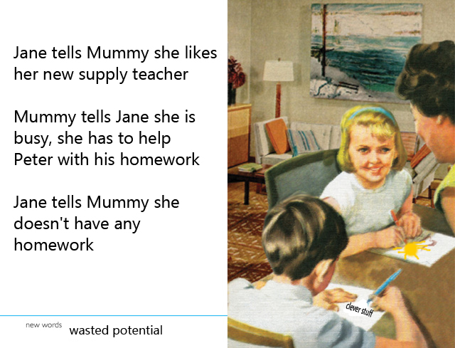 Kent Peter and Jane homework